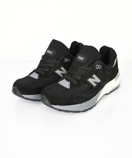 【new balance】MR992 MADE IN U.S.A. (ブラック)