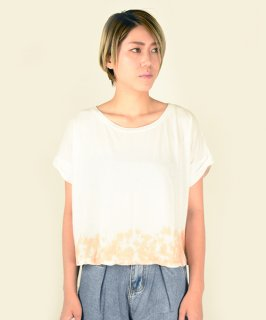 【CAL.berries】Weekender Dye Tee (2Color)