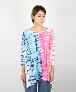 【LA Import】Dye Wide Tops<img class='new_mark_img2' src='https://img.shop-pro.jp/img/new/icons20.gif' style='border:none;display:inline;margin:0px;padding:0px;width:auto;' />