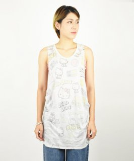 【LA Import】Hello Kitty No sleeve Tops<img class='new_mark_img2' src='https://img.shop-pro.jp/img/new/icons20.gif' style='border:none;display:inline;margin:0px;padding:0px;width:auto;' />