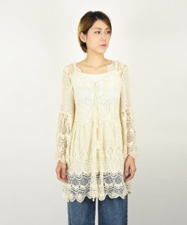 【LA Import】Cotton Lace  Tops<img class='new_mark_img2' src='https://img.shop-pro.jp/img/new/icons20.gif' style='border:none;display:inline;margin:0px;padding:0px;width:auto;' />
