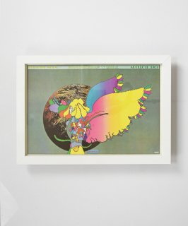 【Vintage Art Poster】Peter Max 『APOLLO NUMBER TWO』#17
