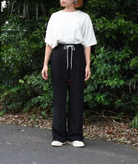 【RAYdy】Center press mannish pants (2Color)<img class='new_mark_img2' src='https://img.shop-pro.jp/img/new/icons8.gif' style='border:none;display:inline;margin:0px;padding:0px;width:auto;' />