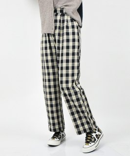 【RAYDY】Check Pants (2Color)<br>定価5,900円<img class='new_mark_img2' src='https://img.shop-pro.jp/img/new/icons24.gif' style='border:none;display:inline;margin:0px;padding:0px;width:auto;' />