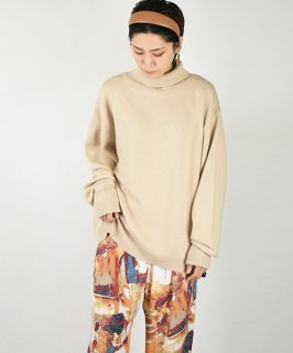 【ChignonStar】Cashmere Angola in Knit (3color)