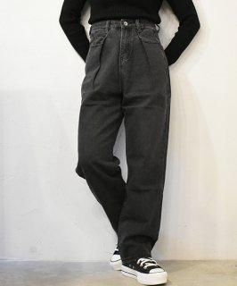 【RAYdy】Blacks Tack Denim Pants