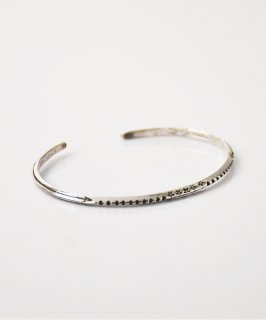 【ERICKA NICOLAS BEGAY】ENB-19 THIN BANGLE type1