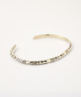 【ERICKA NICOLAS BEGAY】ENB-20 THICK BANGLE type1