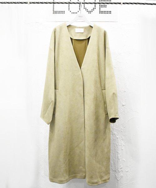 【CHIGNON】Cardboard Nocollar Cort (Olive)
