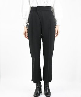 【CHIGNON】Majiq Slit Pants (Black)