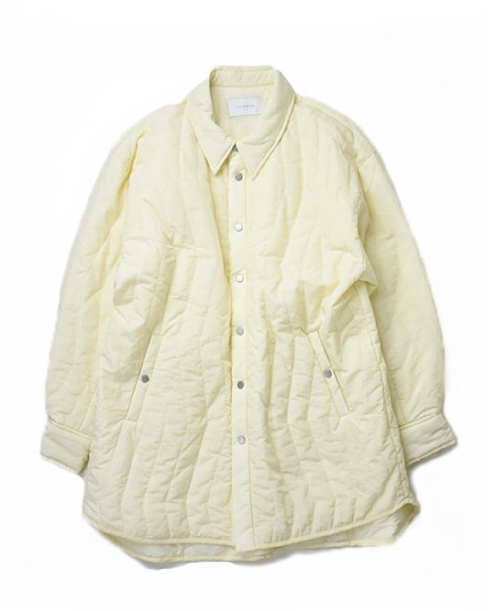 【CHIGNON】Quilting Jacket (White)