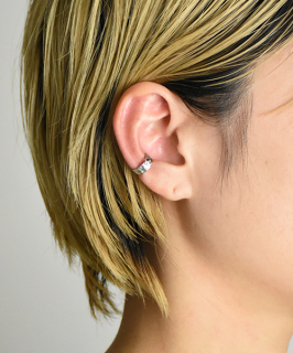 【Folk/N】Feather Coin Earcuffs(P-031)<img class='new_mark_img2' src='https://img.shop-pro.jp/img/new/icons14.gif' style='border:none;display:inline;margin:0px;padding:0px;width:auto;' />