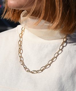 【RAYDY SELECT】Gold Chain Necklace <img class='new_mark_img2' src='https://img.shop-pro.jp/img/new/icons14.gif' style='border:none;display:inline;margin:0px;padding:0px;width:auto;' />