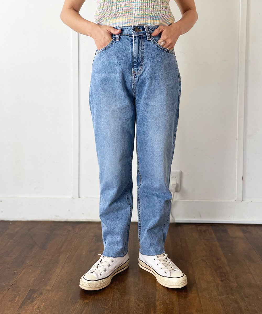 【Manic Manday】Carrot Denim<img class='new_mark_img2' src='https://img.shop-pro.jp/img/new/icons56.gif' style='border:none;display:inline;margin:0px;padding:0px;width:auto;' />