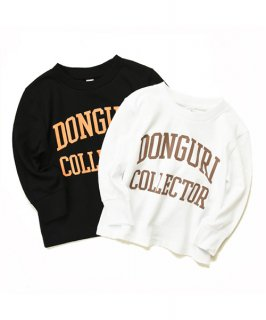 【ORIGINAL KIDS】Donguri Collecter L/S Tee (2T-4T)