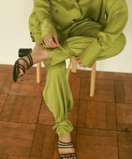 【WoM】Satin Pants (2Color)<img class='new_mark_img2' src='https://img.shop-pro.jp/img/new/icons23.gif' style='border:none;display:inline;margin:0px;padding:0px;width:auto;' />