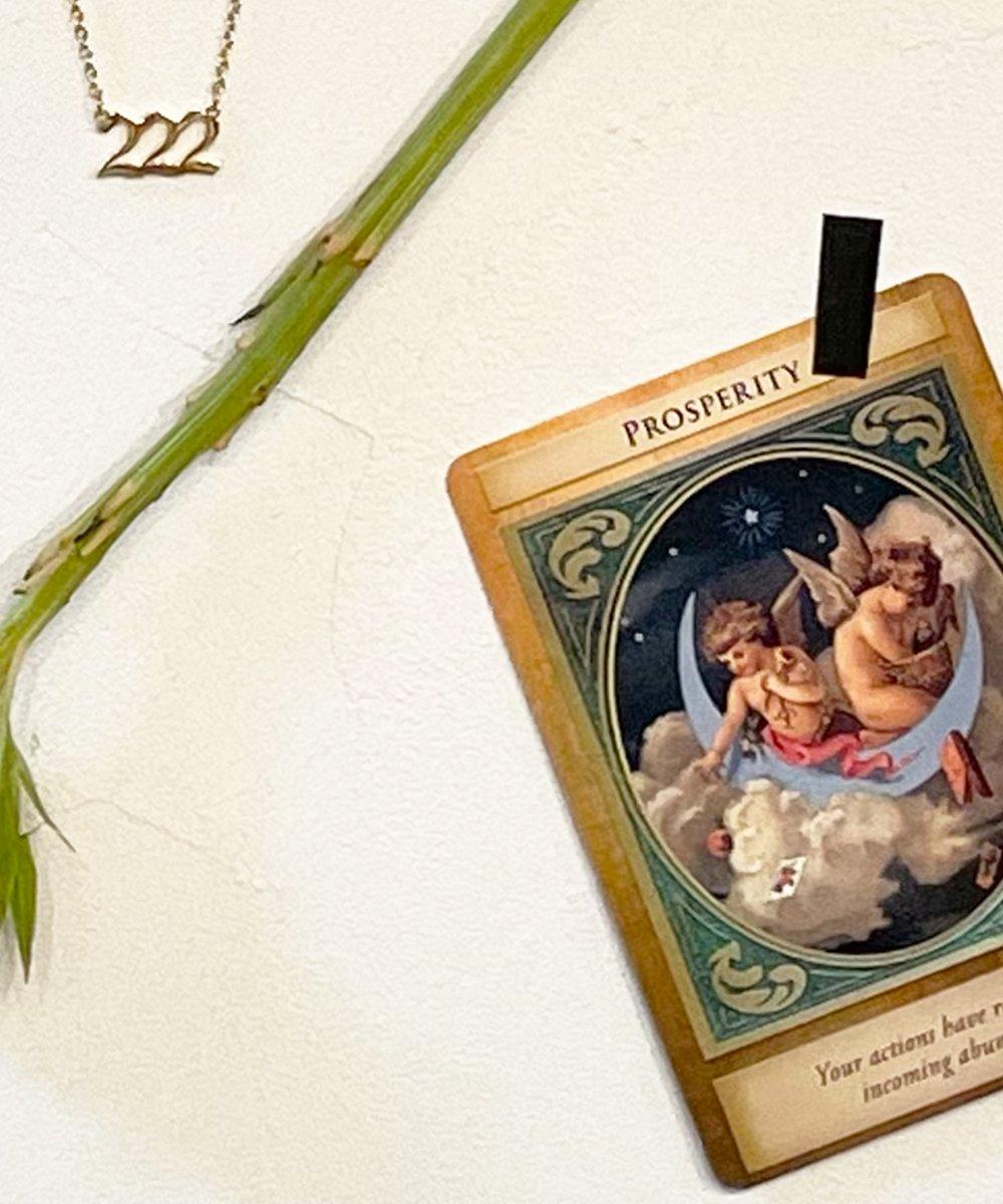 Angel#Necklace(2color)#222