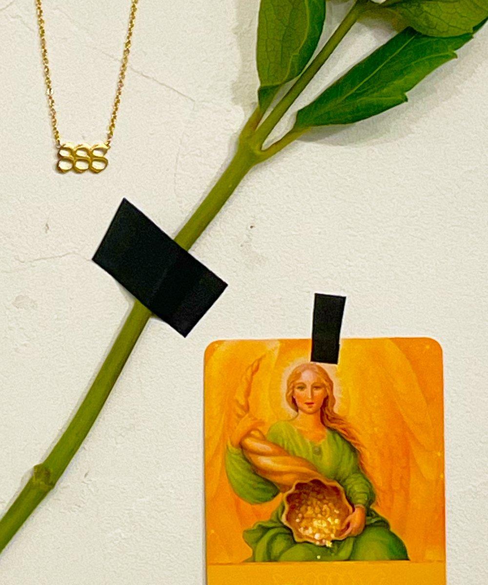 Angel#Necklace(2color)#888