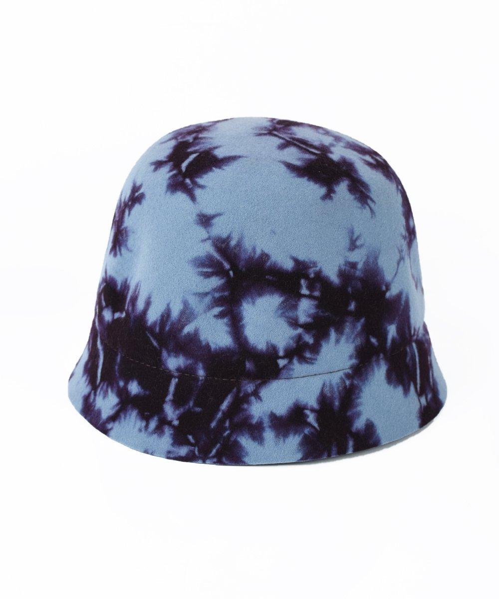 【INFIELDER DESIGN】 Wool Metoro Hat (Blue)<img class='new_mark_img2' src='https://img.shop-pro.jp/img/new/icons14.gif' style='border:none;display:inline;margin:0px;padding:0px;width:auto;' />