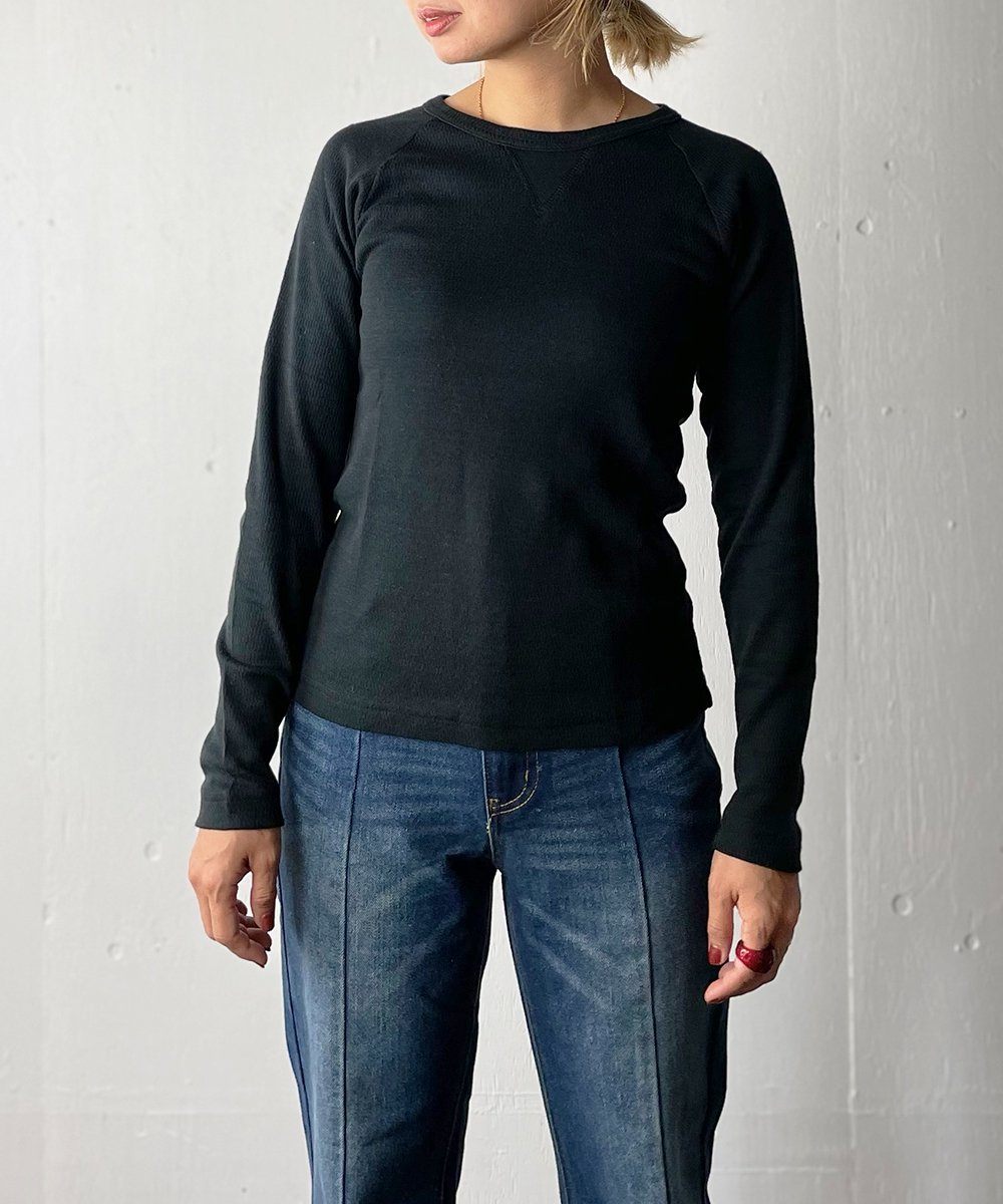 【RAYDY】Thermal Cut and Sew (Black)