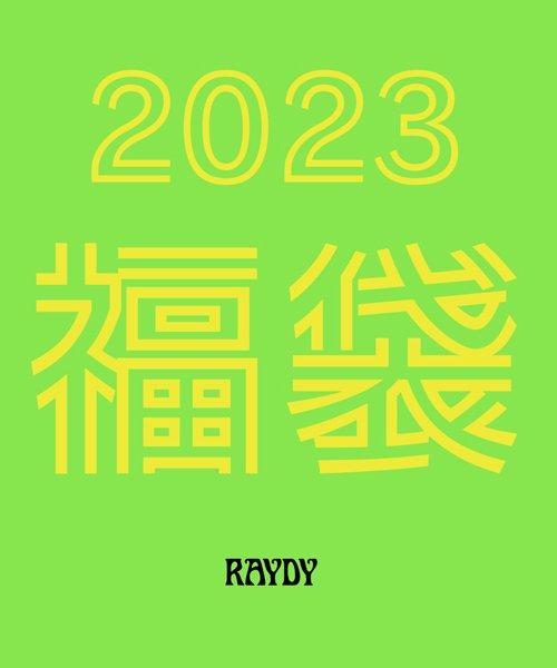 【先行予約】2021年 RAYDY New Year Bag