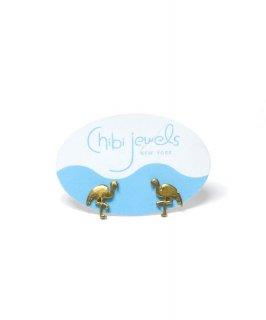 【Chibi jewels】Flamingo Pierce <br>定価4,360円<img class='new_mark_img2' src='https://img.shop-pro.jp/img/new/icons24.gif' style='border:none;display:inline;margin:0px;padding:0px;width:auto;' />