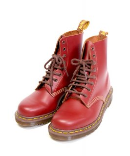 【Dr.Martens】【MADE IN ENGLAND】1460 8-EYE BOOTS:OX BLOOD