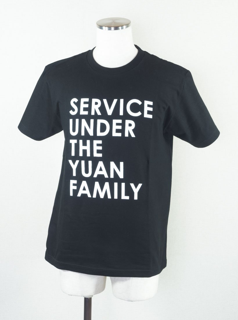 SERVICE UNDER THE YUAN FAMILY