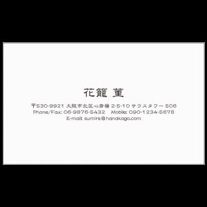 ビジネスY019
