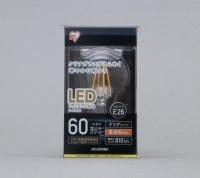LEDフィラメント電球クリア 電球色60形相当(810lm)