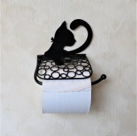 Toilet Paper Holder プリティーキャット