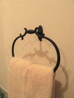 Towel Ring  NUT