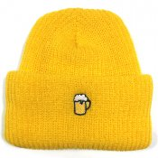 BEER KNIT / Yellow
