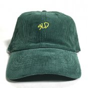 CORDUROY 6 PANEL / Green