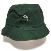 KOMOJI BUCKET HAT / Green