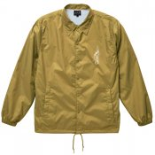 Nylon Coach Jacket / khaki