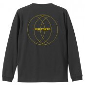 Radio wave Long sleeve / Black