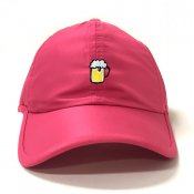 Nylon Beer Cap / Pink
