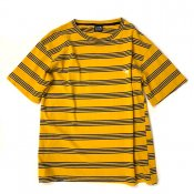 Stripe Tee / Yellow