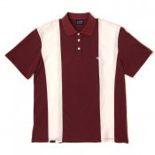 Italy mafia Polo shirt / Burgundy