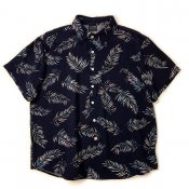 Beach shirt / Navy