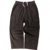 Cargo big pants / Black