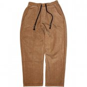 Corduroy easy pants / beige
