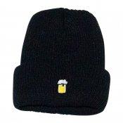 Beer knit / Black