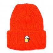 Beer knit / Orange
