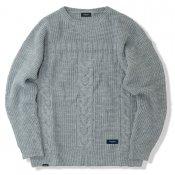 Loose Sweater / Gray