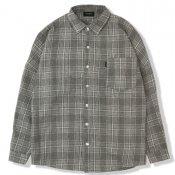 Retro Plaid Shirt / Gray