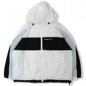 Nylon Jacket / White