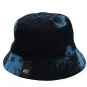 TIE DYE BUCKET HAT / Blue
