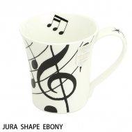 ダヌーンマグカップ JURA SHAPE EBONY